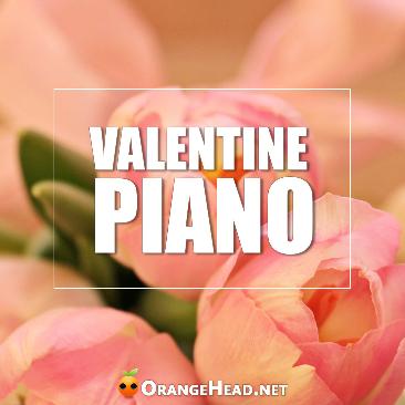 抒情钢琴 - Valentine Piano